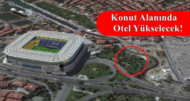 Kadıköy Zühtüpaşa Mahallesi İmar Planı Askıda