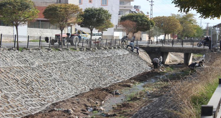 Kilis Alifakı Deresi Kuşaklama Kanalı Kamulaştırması Başlıyor