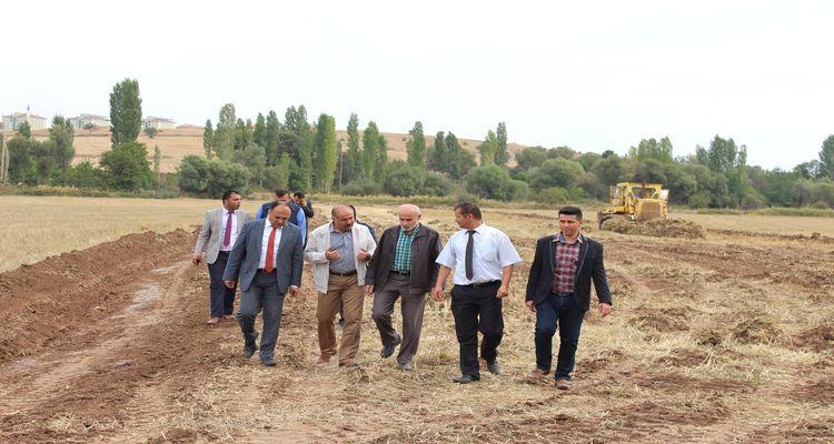 Beyşehir'de TOKİ Konutları İçin Alternatif Yol!