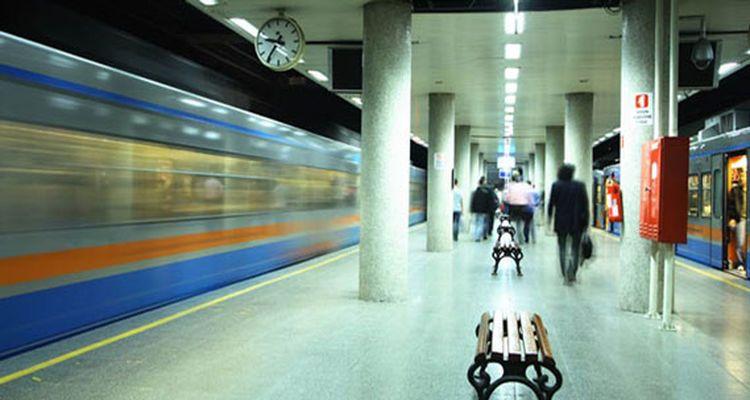 Yenikapı Sefaköy metro durakları!