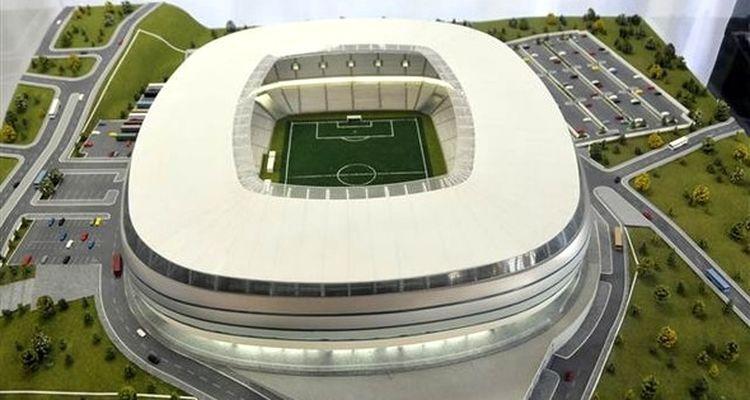 Kocaeli Arena Stadı'nda Geri Sayım Başladı