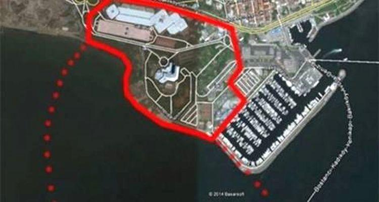 Ataköy'de Deniz 600 Metre Doldurulacak