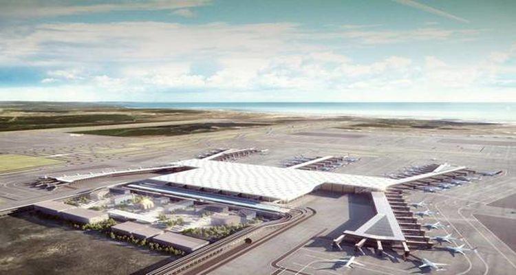 3. Havalimanı Açılışı Öne Alındı