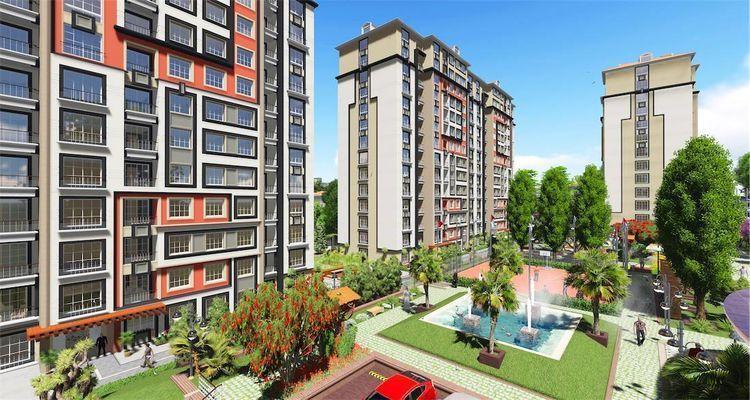 Yeni İstanbul Evleri Projesinde 350 Bin TL'ye 3+1