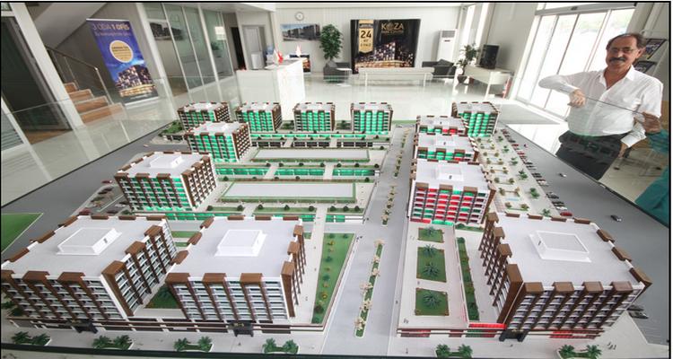 Adana Koza Park Center Projesi!