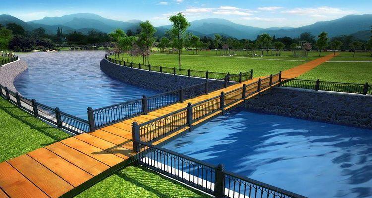 Adıyaman'da Nostaljik Köprülerin İnşaatına Başlandı!