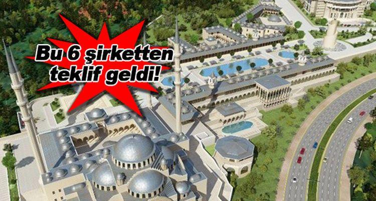 Emlak Konut Hoşdere Hayat Cami İhalesi 1. Oturum Sonucu!