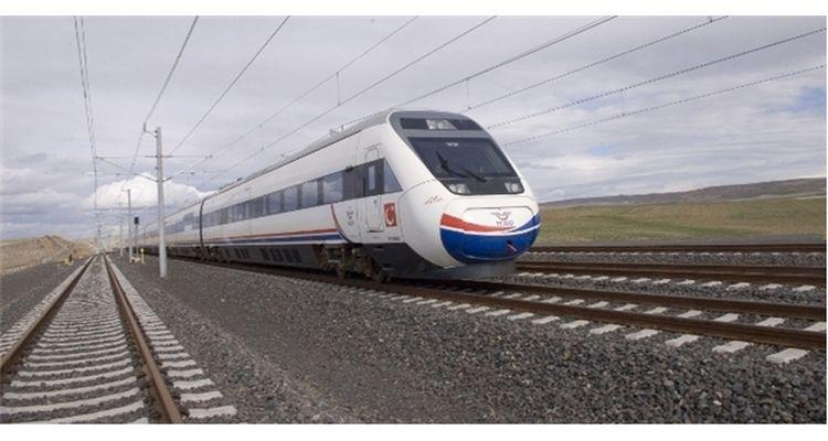 Yüksek Hızlı Trenin Son Durağı Bilecik