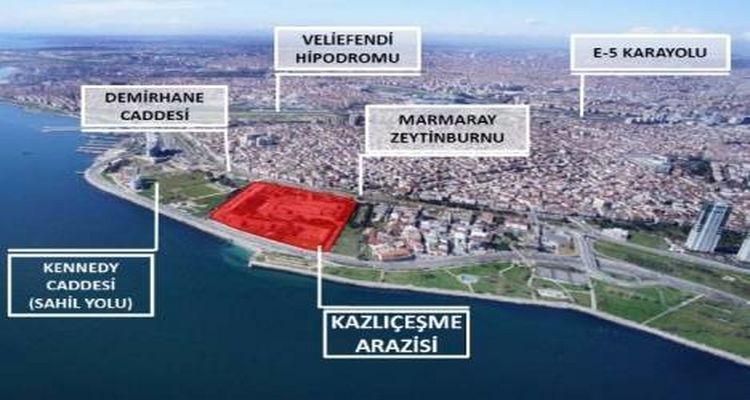 Büyükyalı İstanbul Projesi Mart'ta Görücüye Çıkıyor