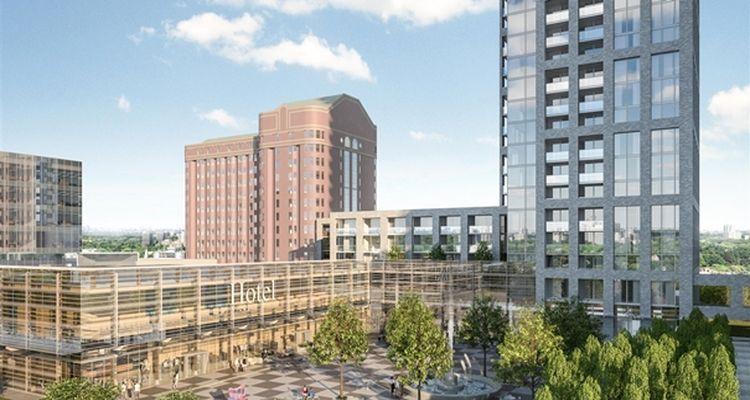 The Kennedy Condominiums Projesi Ön Talep Topluyor