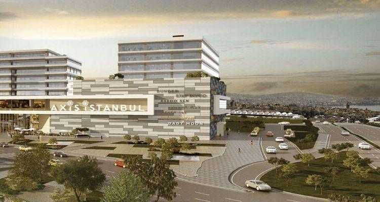 Axis İstanbul Projesinde Ofisler 348 Bin Dolar