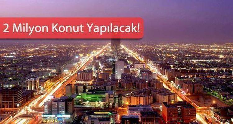 Suudi Arabistan'dan Türkiye'ye 240 Milyar Dolarlık Teklif