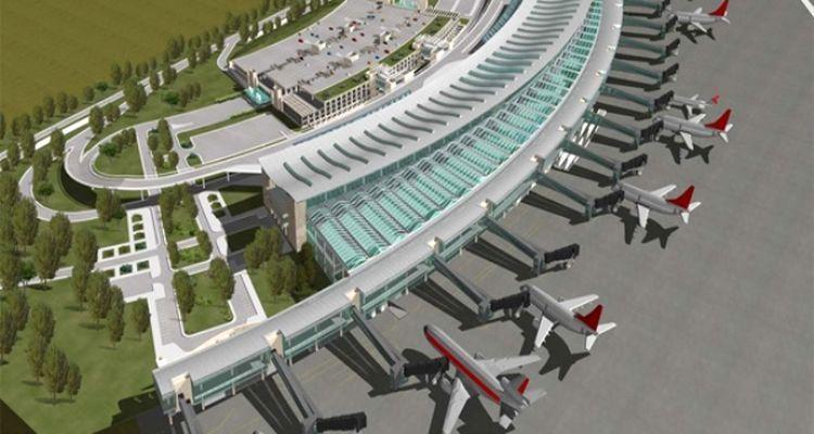 Çukurova Havalimanı İhalesi Yapıldı