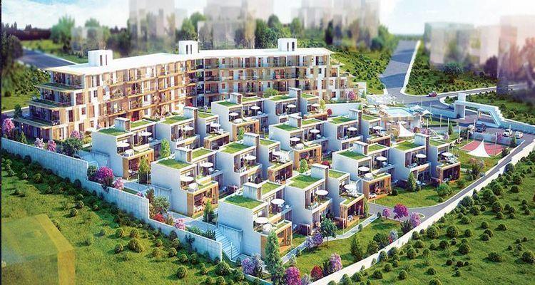 Q Bahçe Kurtköy'de Hemen Teslim 2+1 daire 399 Bin TL