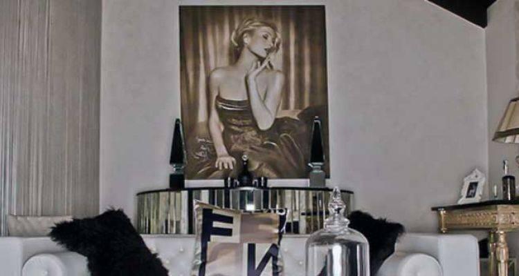 Paris Hilton'un Evi