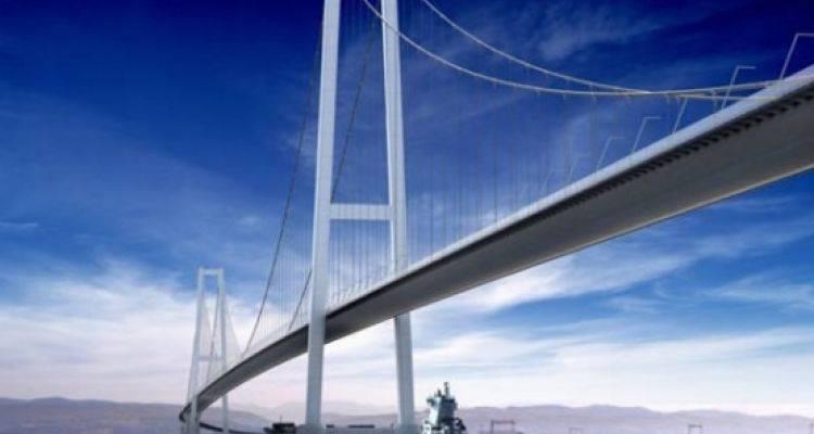 Marmara Otoyol Ringi Çanakkale Köprüsü İle Tamamlanacak