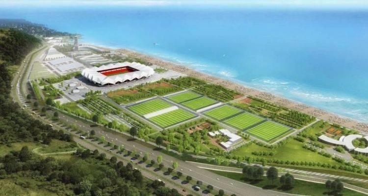 Trabzonspor Akyazı Stadı Son Durum
