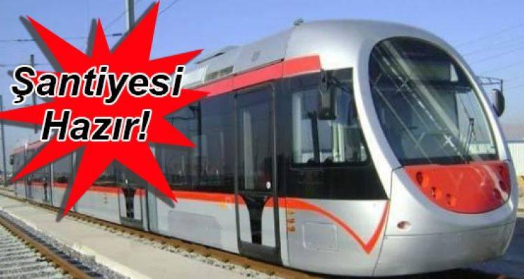Bir İle Daha Tramvay Geliyor!