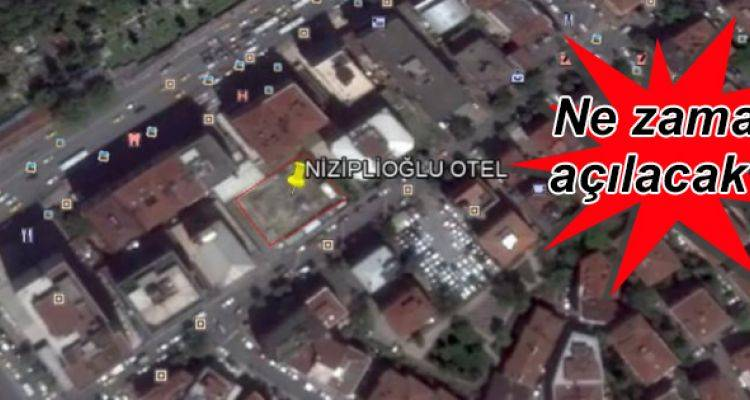 Şişli'de 490 Yatak Kapasiteli Yeni Otel!