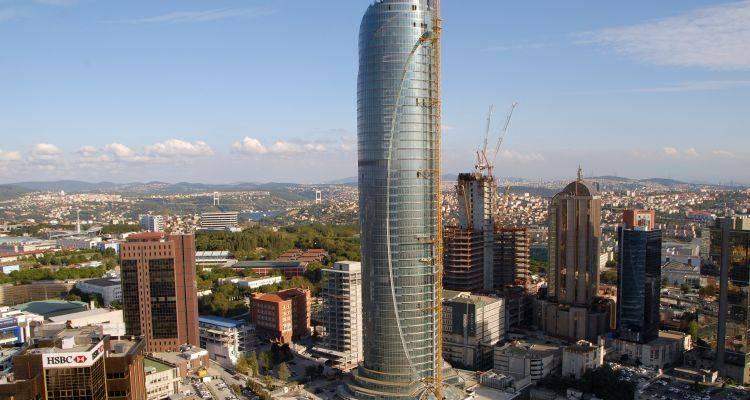 Soma Holding'in Spine Towers Projesine Savcılık El Koydu