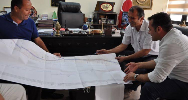 Belediye ve Karayolları İşbirliğinde Ulaşım Sorunları Çözülüyor!