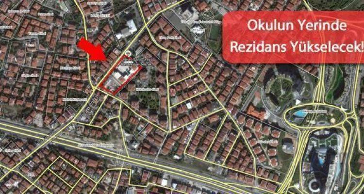 Kadıköy Osmaniye Mahallesi İmar Planı Askıya Çıktı