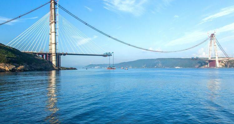 3. Boğaz Köprüsü Ulaşım Yolu Trafiğe Açıldı!