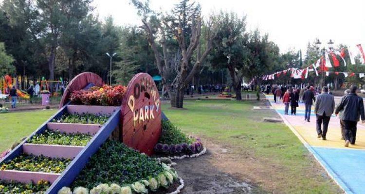 Kepez Dokuma Park Açıldı