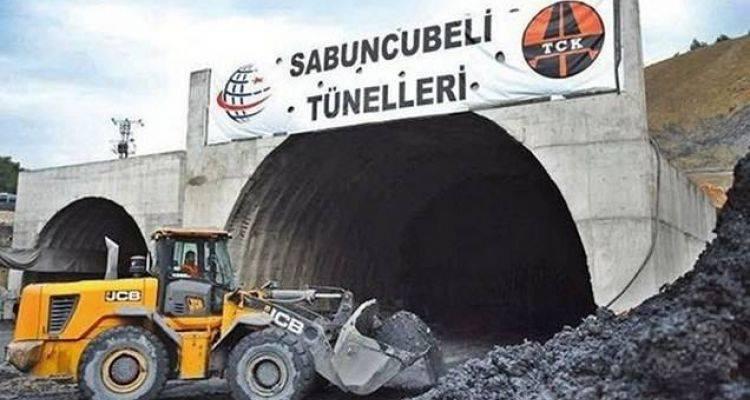 Sabuncubeli Tüneli Ne Zaman Bitecek?