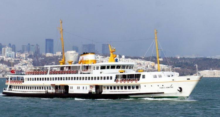 İstanbul Şehir Hatlarına 3 Yeni Vapur