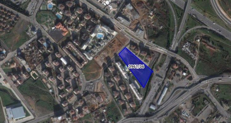 Pendik Belediyesi'nden Kurtköy'de Satılık Arsa