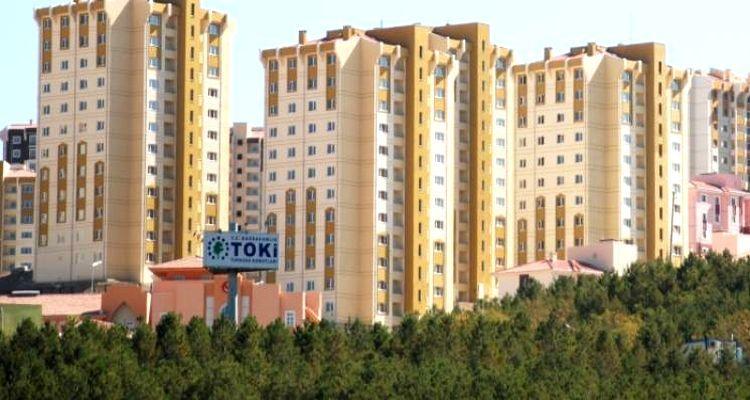 Toki'nin Satışta Olan Evleri