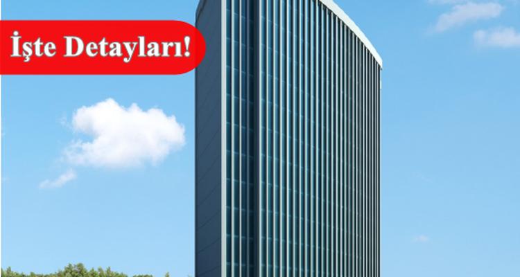 Ataşehir Küçükbakkalköy'de 140 Odalı  Yeni Otel: Kolon Otel