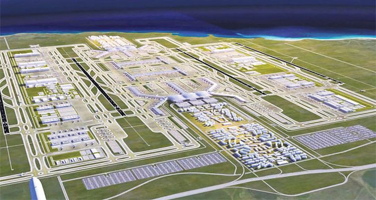 3. Havalimanı'na DHMİ Kefil Oldu!