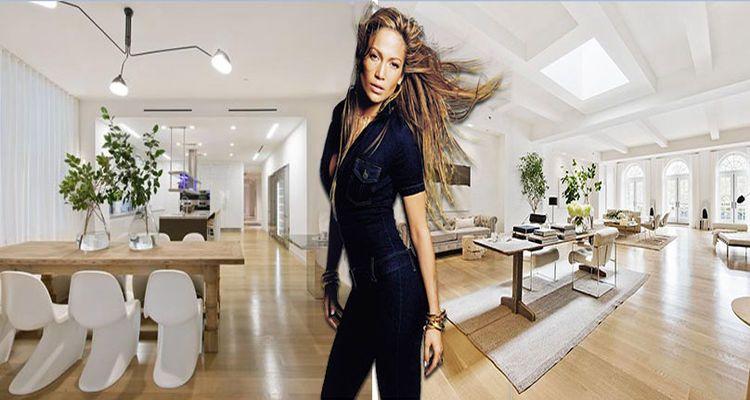 Jennifer Lopez'in Evi