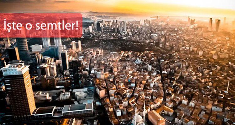 İstanbul'da 11 Semtinİmar Planı Askıya Çıktı