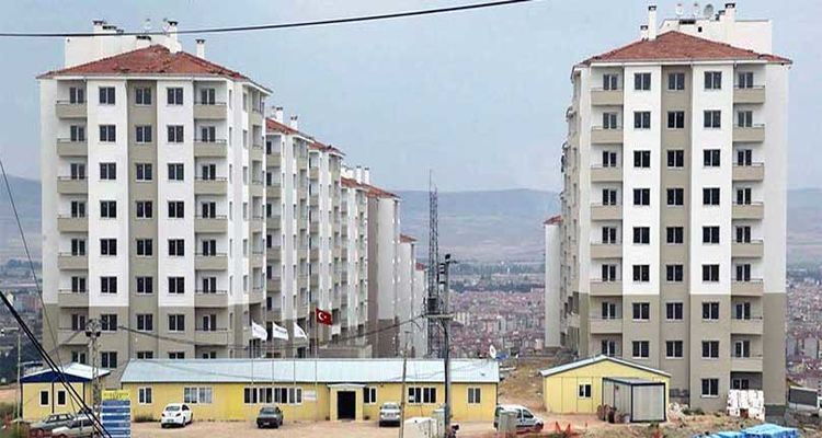 TOKİ'den Eskişehir'e Ucuz Konut Müjdesi!