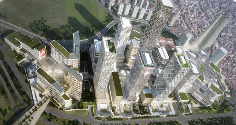 Ağaoğlu'nun İstanbul Finans Merkezi İnşaatı Başlıyor