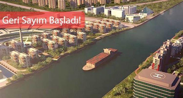 Kanal İstanbul Projesinde Flaş Gelişme