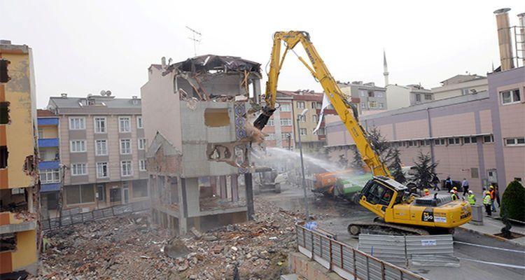 Kentsel Dönüşüm Sürecinde Risk Tespiti Yüzde 673 Arttı