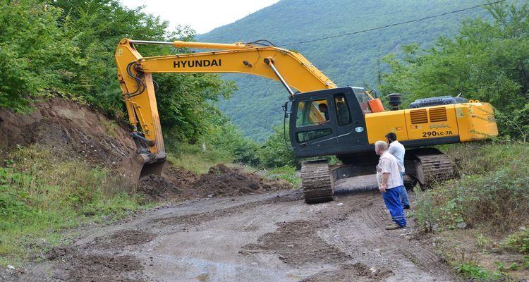 Kartepe Dağ Altı Yürüyüş Yolu Projesi