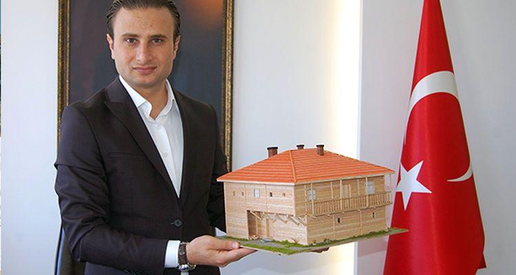 Zonguldak Gökçebey'e 200 Bin Liralık Proje!