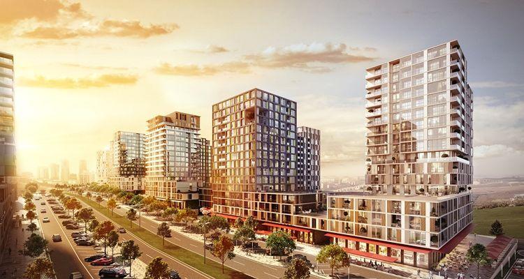 Akzirve Strada Bahçeşehir 240 Bin TL'den Satışta