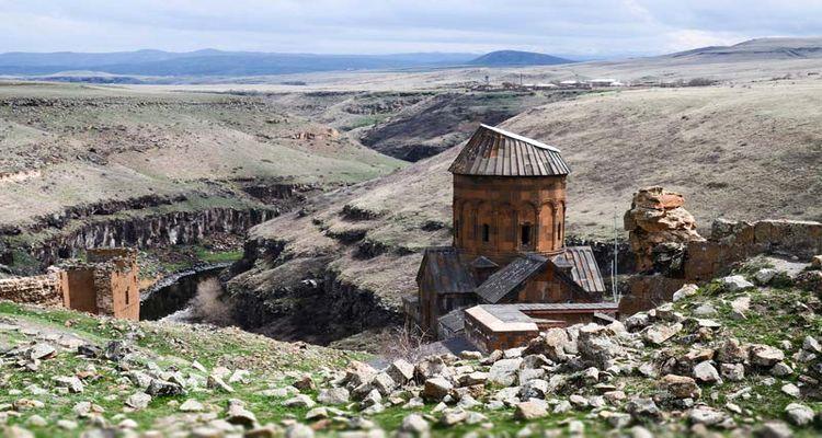 Ani Harabeleri UNESCO Listesinde