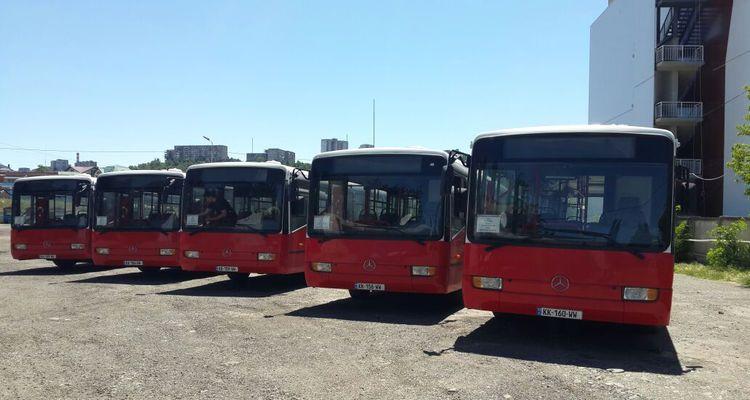 İBB'den Afrika'ya 200 Otobüs Hediye