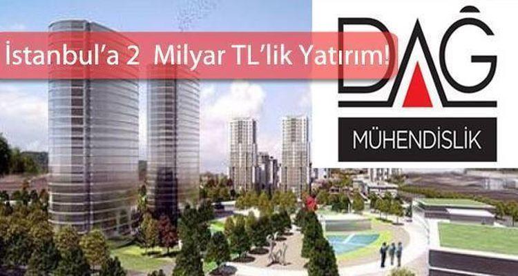 Dağ Mühendislik'ten Bahçekent'te 2 Bin Konutluk Yeni Proje
