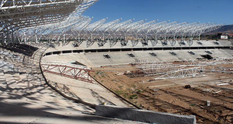 Malatya Arena Projesinde Yer Teslimi Yapıldı