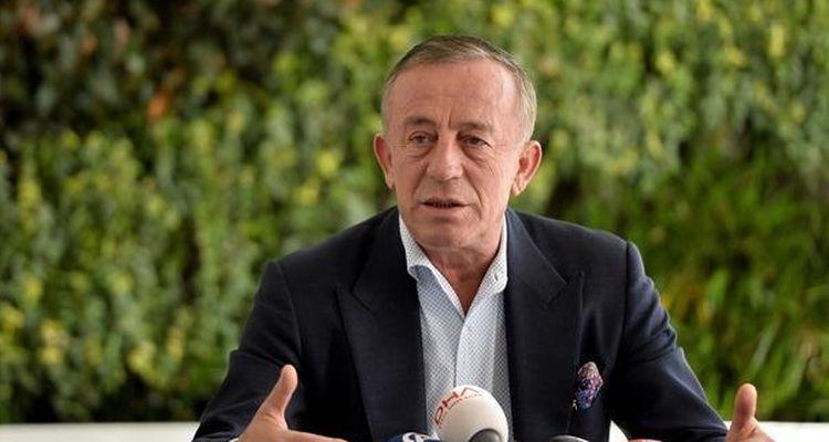 Ali Ağaoğlu'dan Kampanya Açıklaması