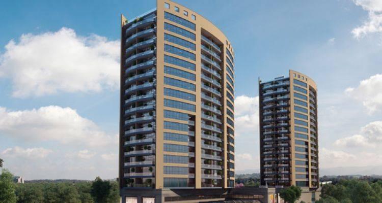 Ataköy Towers'ta Metrekare Fiyatı 4 bin 200 dolar