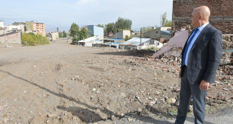 Erzurum'a Yeni Yol!